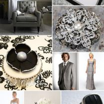 24 Best Black And Silver Wedding Theme Images On Emasscraft Org