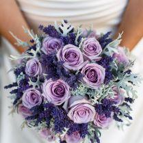 25 Cute Purple Wedding Bouquets Ideas On Emasscraft Org Purple Simple