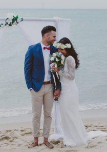 27 Beach Wedding Groom Attire Ideas