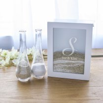2 Unique Sand Vase