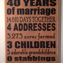 40th Wedding Anniversary Gift Ideas For Your Parents — C Bertha