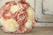 60 Beautiful Rose Gold Wedding Bouquet Ideas For Your Perfect