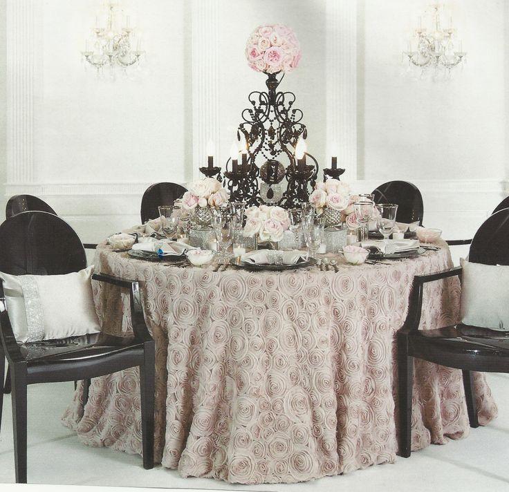 Paris Themed Wedding Reception Ideas: Paris Wedding Theme Centerpieces
