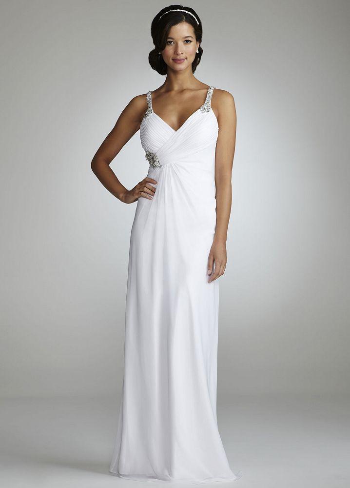 Adding Straps To Wedding Dress