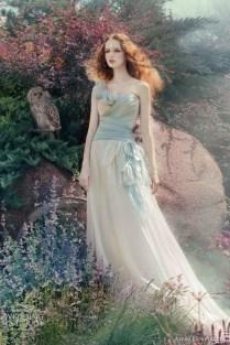 Alena Goretskaya Wedding Dresses 2013
