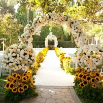 Altar Ideas For Outdoor Wedding Outdoor Wedding Altar Ideas