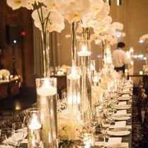 Amazing Glass Table Decorations For Weddings 75 For Your Wedding