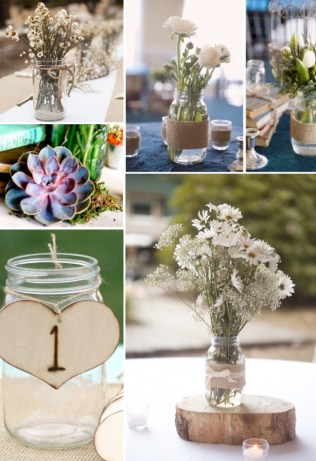 Amusing Ideas For Decorating Mason Jars For Wedding 34 For Your