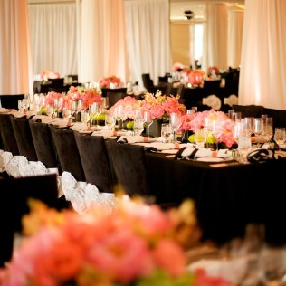 Astonishing Coral And Black Wedding Decorations 55 In Wedding