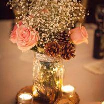 Astonishing Ideas For Decorating Mason Jars For Wedding 19 For