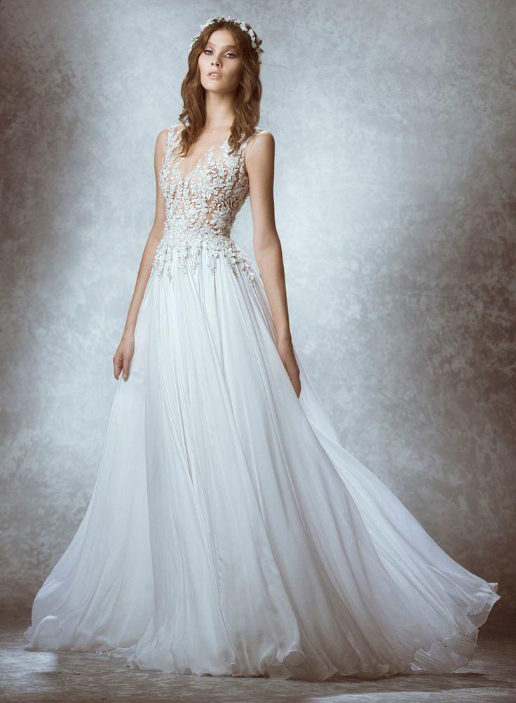 Ethereal Wedding Dress.Ethereal Wedding Dress