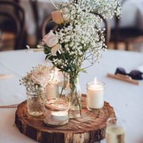 Awesome Ideas For Wedding Decorations Tables 88 In Table