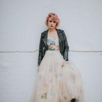 Awesome Punk Rock Wedding Dresses Images