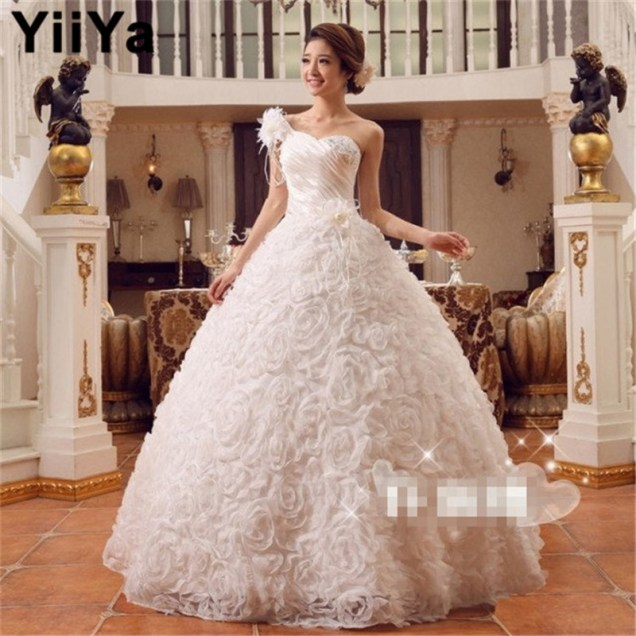 Awesome Rose Gowns Ideas