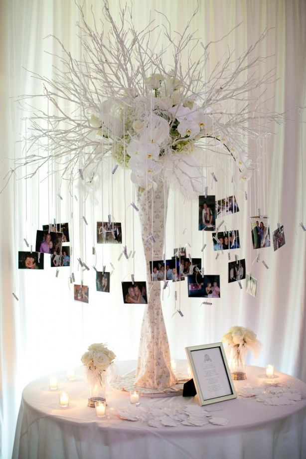 Homemade Decorations For Weddings