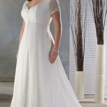 Awesome Wedding Dresses For Older Women 2
