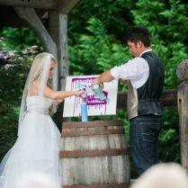 Beautiful Blended Family Wedding Ceremony Ideas Photos