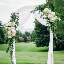 Beautiful Decorated Arches For Weddings 26