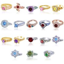 Beautiful Disney Princess Wedding Rings 16