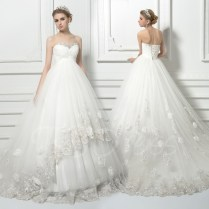 Beautiful Pregnancy Wedding Gown Ideas