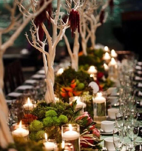 Beautiful Winter Wedding Table Ideas 30 Spectacular Winter Wedding