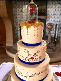 Beauty And The Beast Wedding Theme Ideas Beauty And The Beast