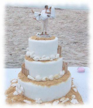 Best 25 Beach Themed Wedding Cakes Ideas On Emasscraft Org