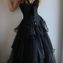 Best 25 Black Wedding Dresses Ideas On Emasscraft Org