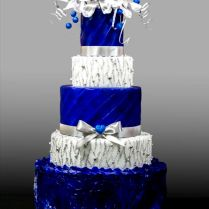 Best 25 Blue Silver Weddings Ideas On Emasscraft Org