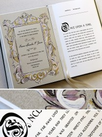 Best 25 Book Wedding Invitations Ideas On Emasscraft Org
