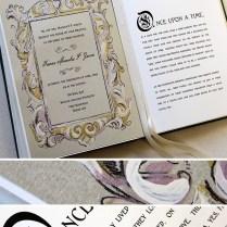 Best 25 Book Wedding Invitations Ideas On Emasscraft Org