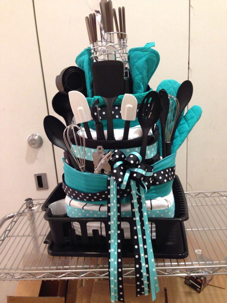 Unique Wedding Gift Basket Ideas