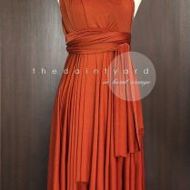 Best 25 Burnt Orange Bridesmaid Dresses Ideas On Emasscraft Org