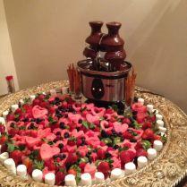 Best 25 Chocolate Fountain Wedding Ideas On Emasscraft Org