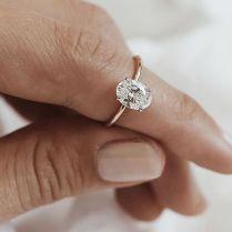 Best 25 Engagement Ring Simple Ideas On Emasscraft Org