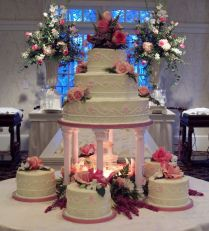 Best 25 Fountain Wedding Cakes Ideas On Emasscraft Org