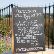 Best 25 Funny Wedding Signs Ideas On Emasscraft Org Open Bar Wedding