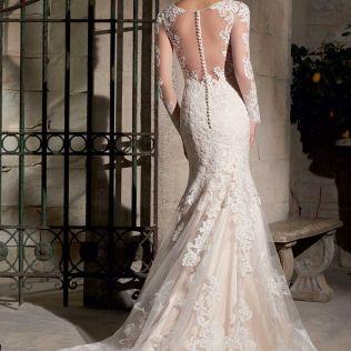 Best 25 Lace Wedding Gowns Ideas On Emasscraft Org