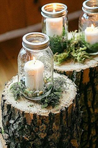 Best 25 Mason Jar Centerpieces Ideas On Emasscraft Org