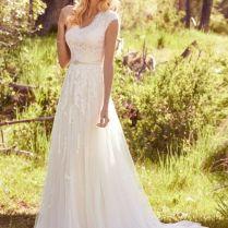 Best 25 Modest Wedding Dresses Ideas On Emasscraft Org Modest Lds