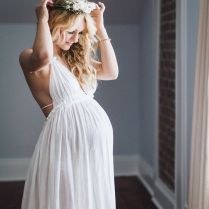 Best 25 Pregnant Wedding Dress Ideas On Emasscraft Org