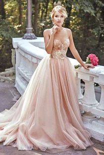 Best 25 Rose Gold Wedding Dress Ideas On Emasscraft Org