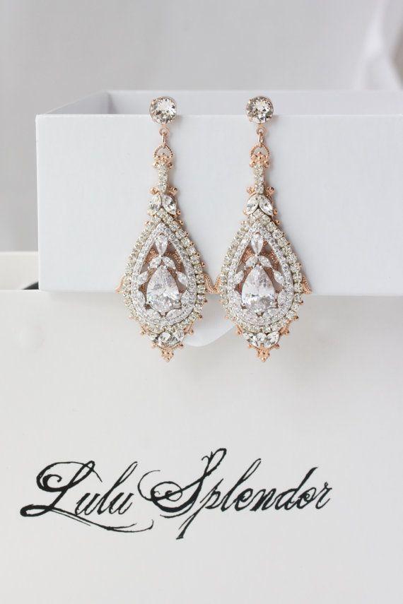 Best 25 Vintage Bridal Earrings Ideas On Emasscraft Org