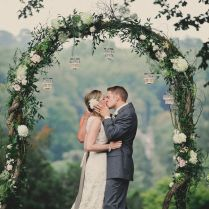 Best 25 Wedding Arch Flowers Ideas On Emasscraft Org