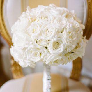 Best 25 White Roses Wedding Ideas On Emasscraft Org