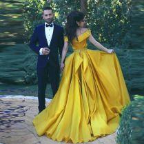 Best 25 Yellow Wedding Dresses Ideas On Emasscraft Org