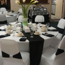 Best Black And Silver Wedding Ideas Photos