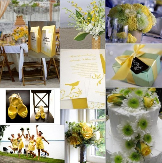 Yellow And Green Wedding Decoration Ideas Decoration For Home