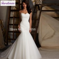 Best Simple Fishtail Wedding Dresses 21 With Additional Vintage