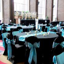 Black And Turquoise Wedding Ideas Cakepins Com